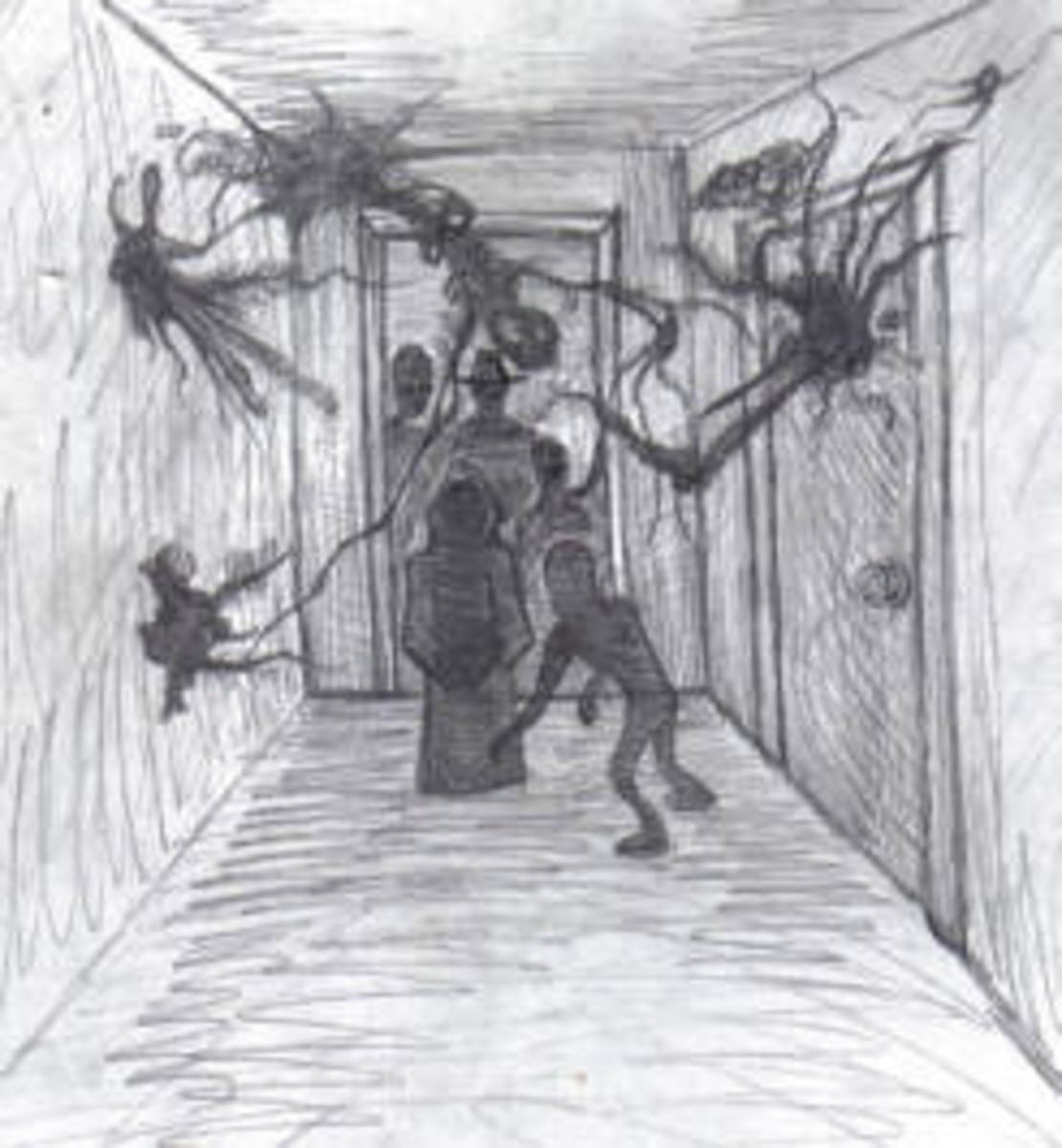Have you ever saw a Shadow Person? What do you think Shadow People are?