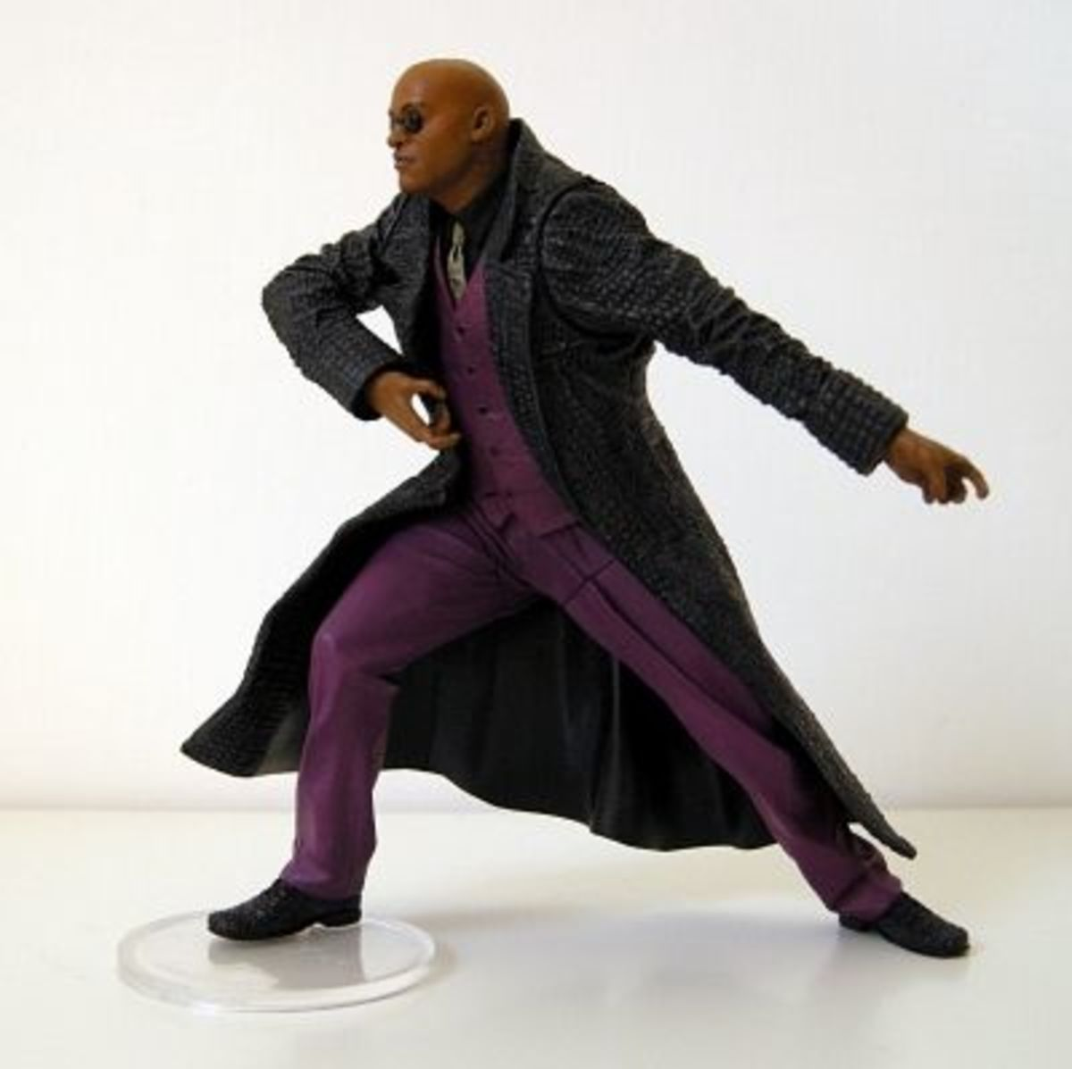 Protech display stands are also perfect to help balance larger scale action figures