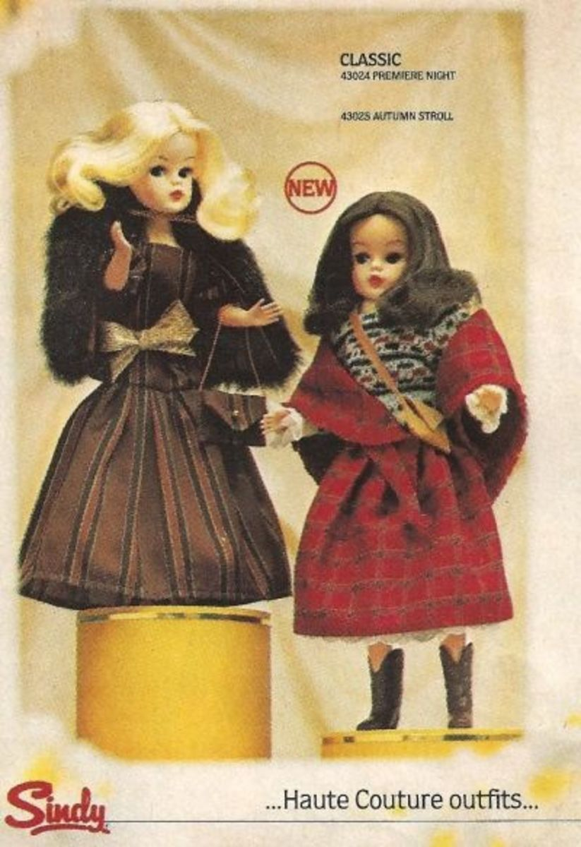 Classic 80's Sindy Couture