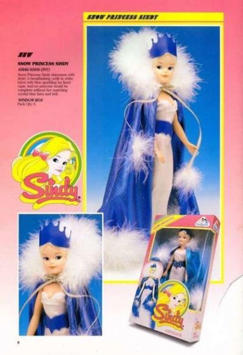Snow Princess Sindy