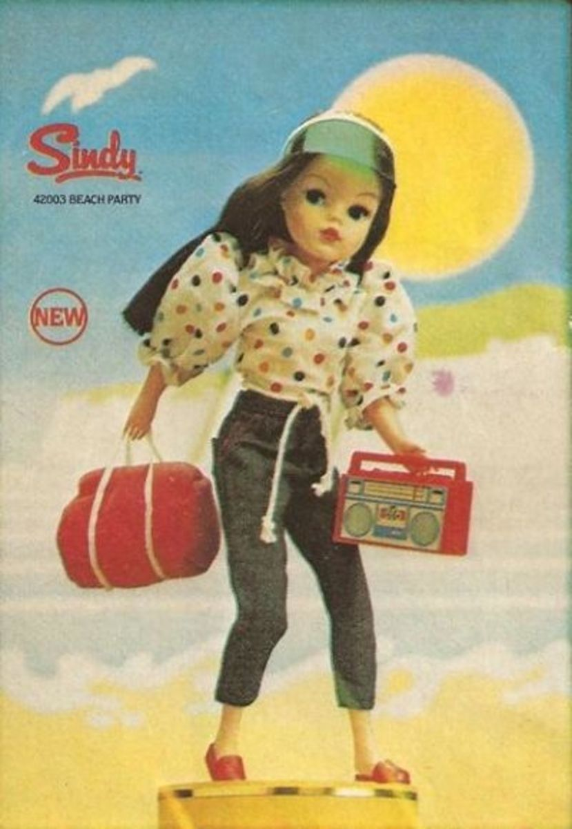 Beach Party Sindy