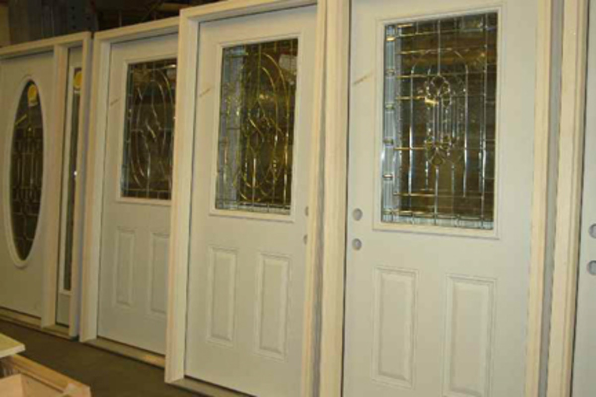 Glass Windows for Entry Doors