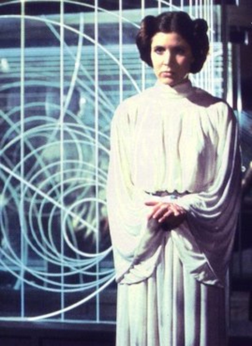 The Costumes Of Star Wars Princess Leia Hubpages