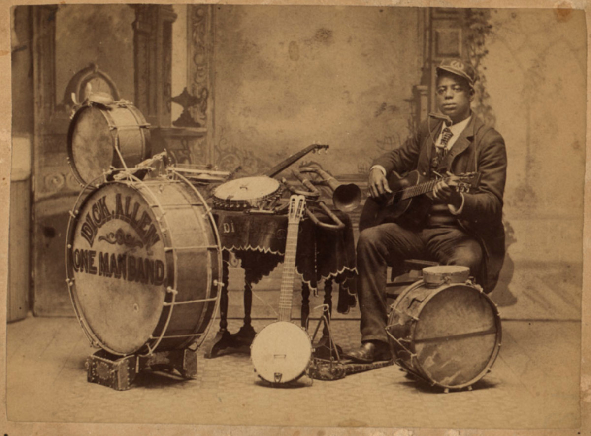 one-man-bands