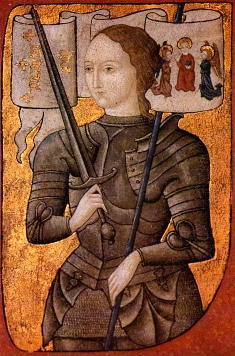 Painting, c. 1485. An artist's interpretation, since the only known direct portrait has not survived.