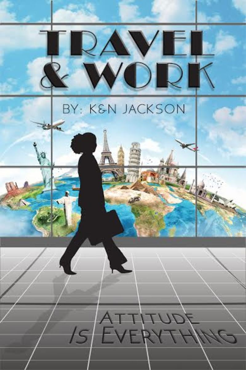 Do you long to set off and explore the world but don't have the funds? No? Then this book is for you!