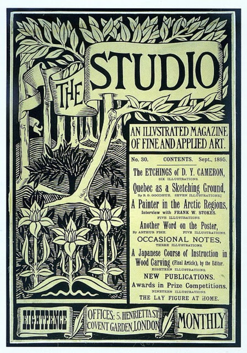The Studio Magazine