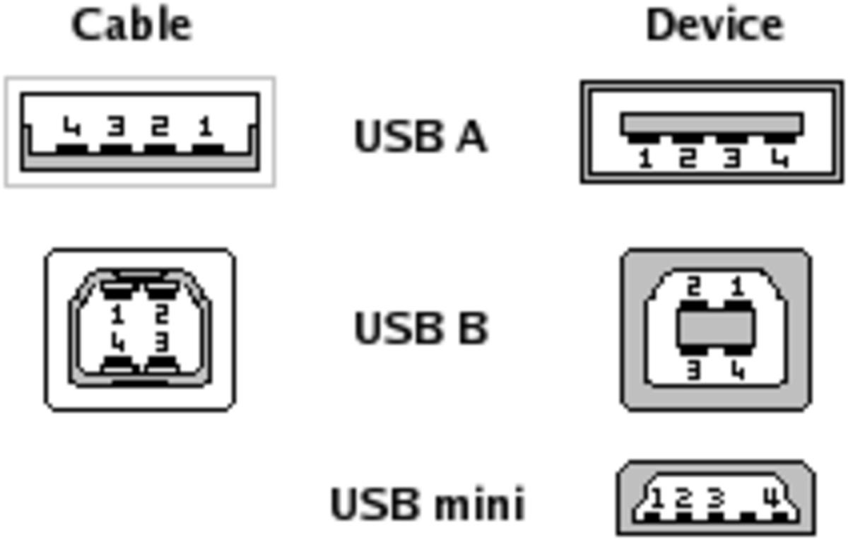 Кроме USB A,B & micro ЦВЕТА ПРОВОДОВ, часто нужные для ремонта КАБЕЛЕЙ...