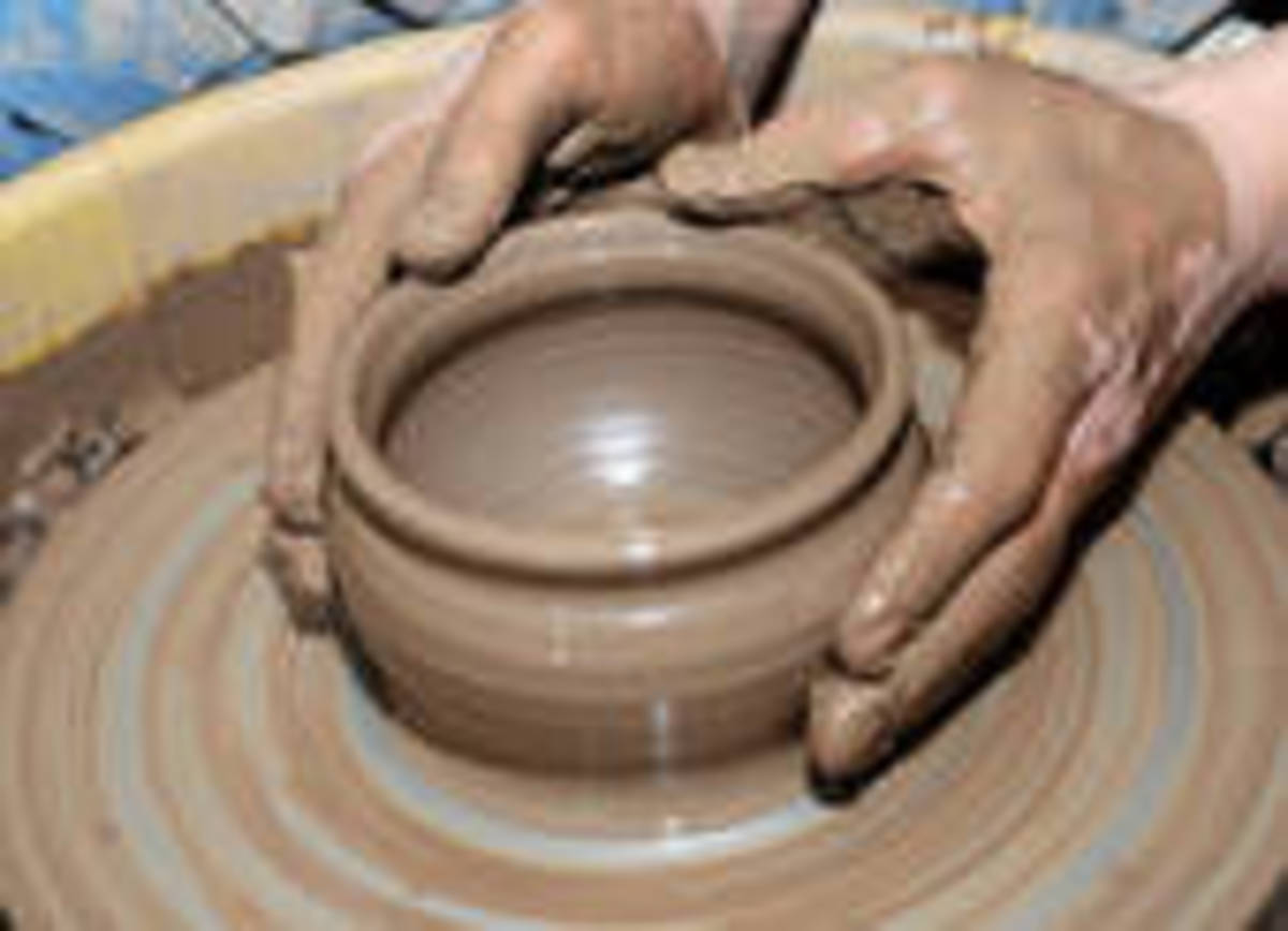 Teacher The Potter