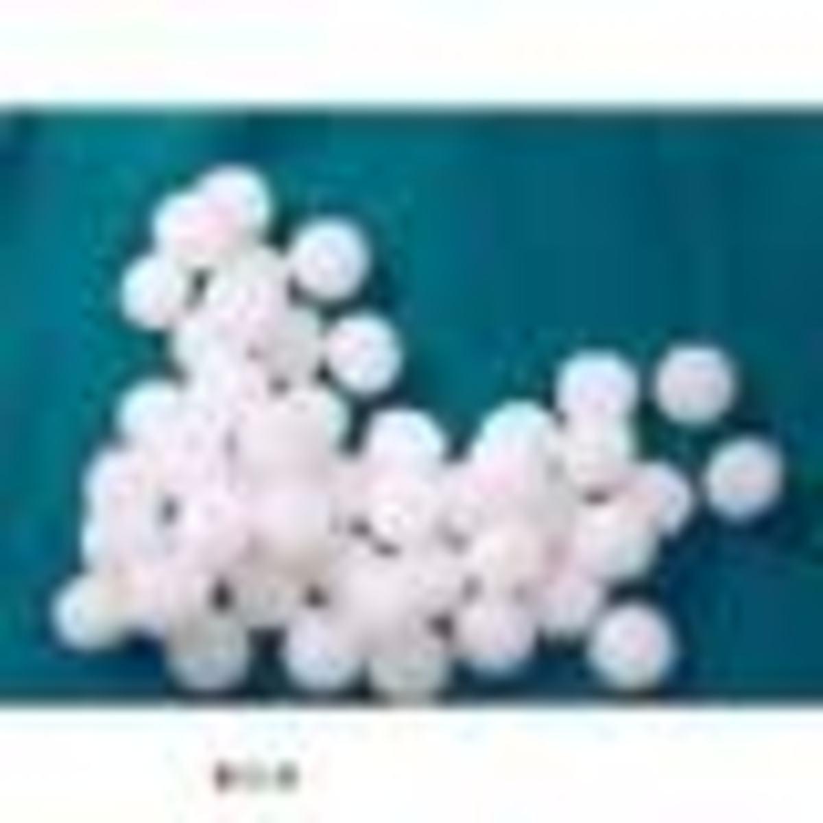 camphor balls