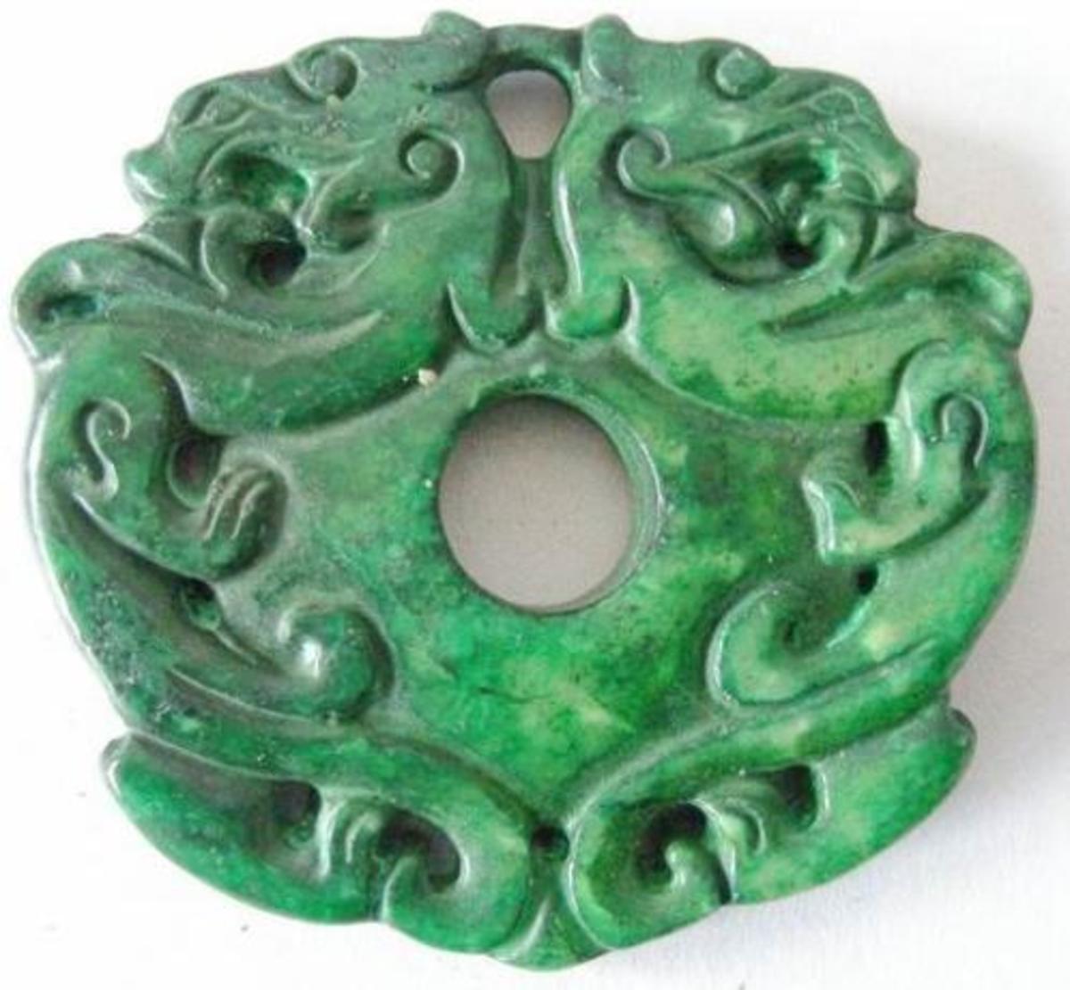 Green Jade (Fei Cui)