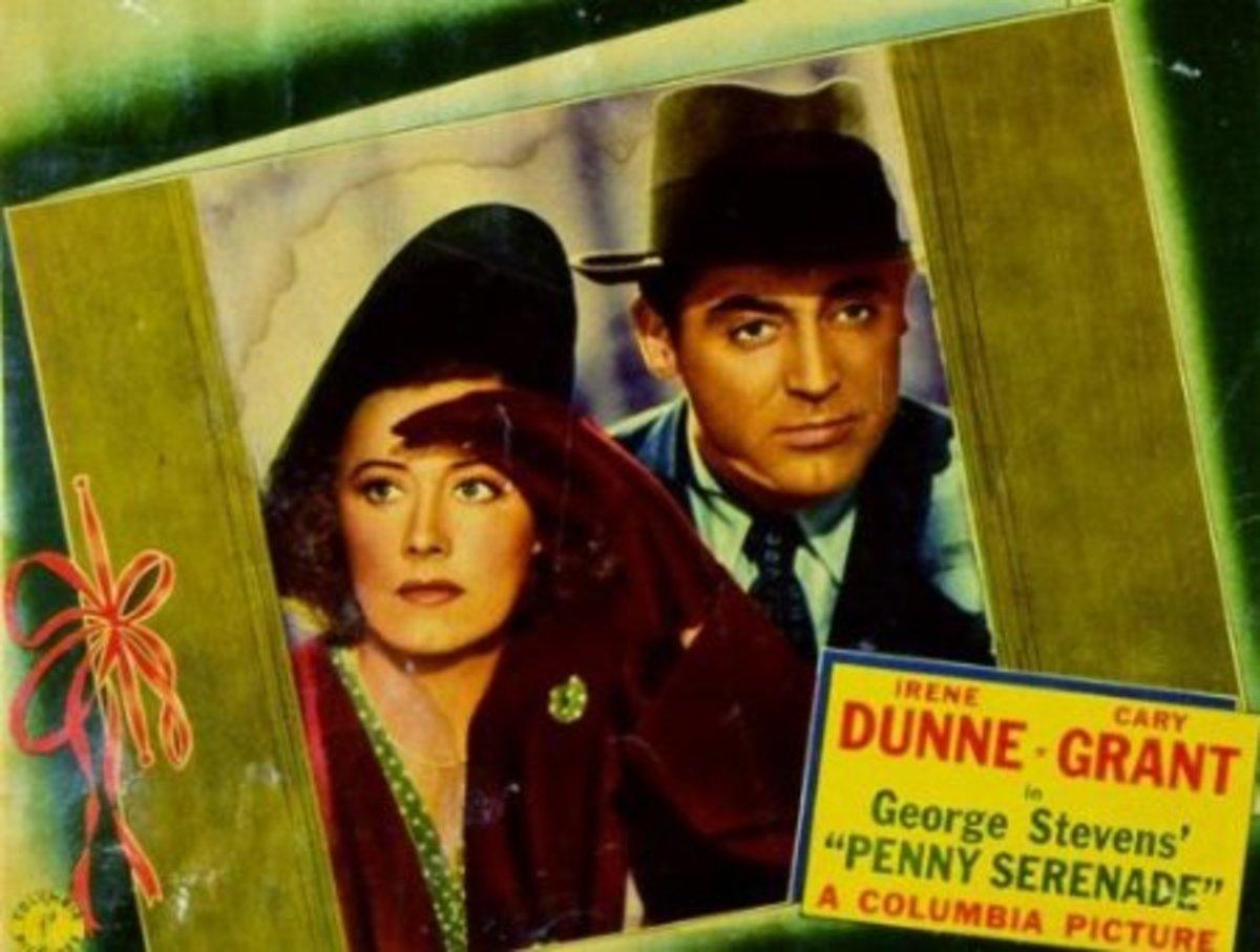 """Penny Serenade"" reproduction poster print."