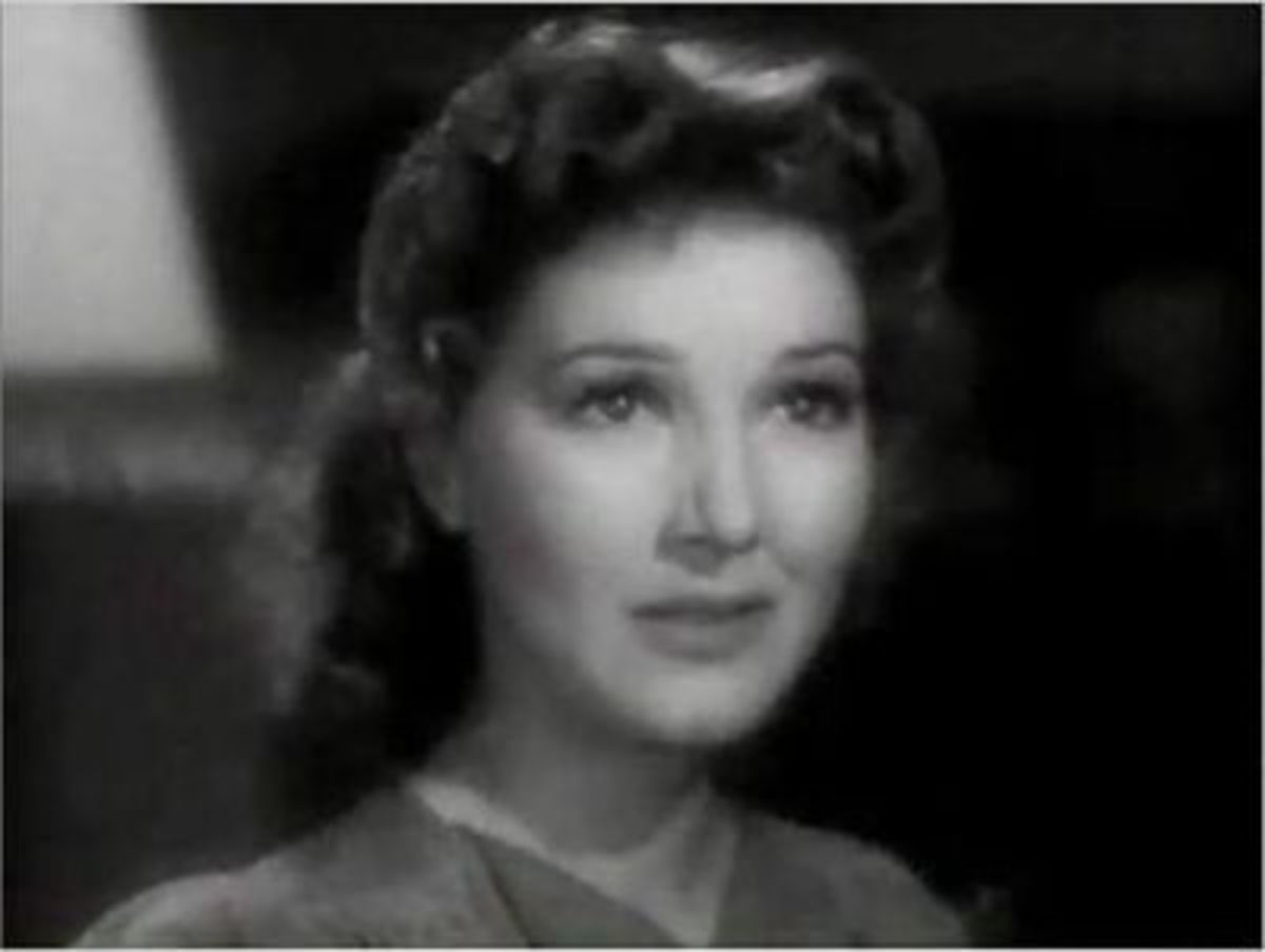 "Jean Parker in ""Beyond Tomorrow."""