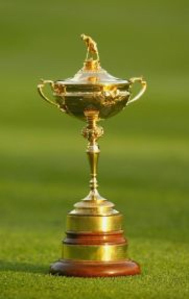 Ryder Cup 2014 - Europe Win!