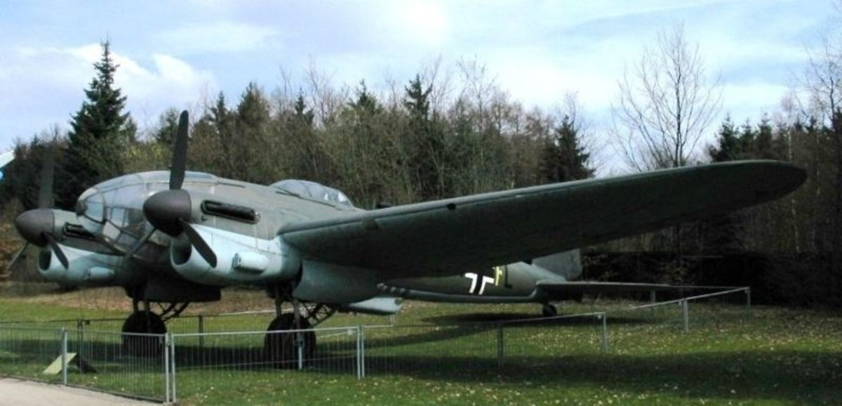 german-heinkel-he-111-bomber