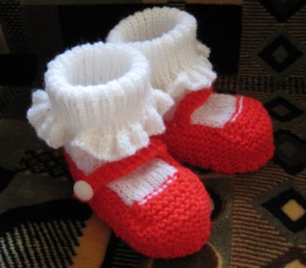 Mary Jane shoes / booties