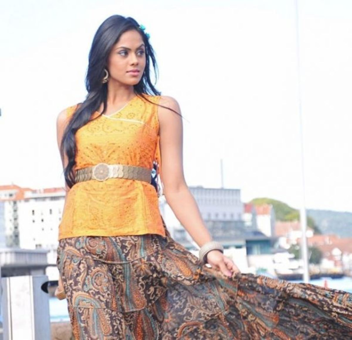 Karthika Nair in KO Film