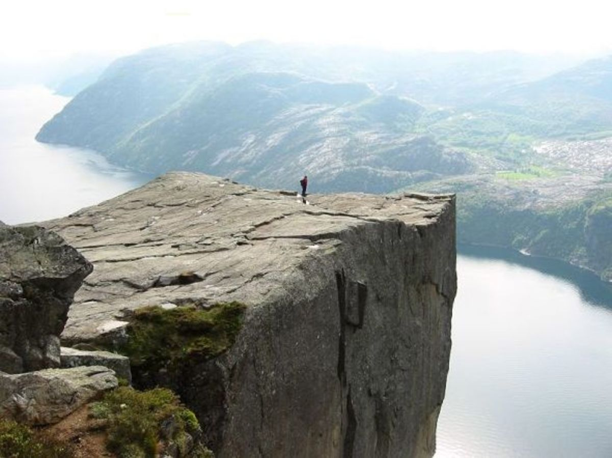 Preikestolen - West Norway