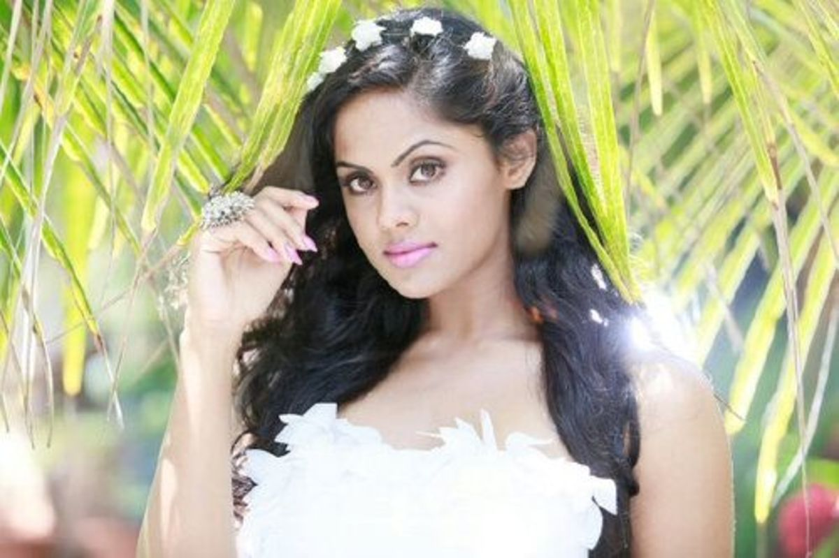 Karthika Nair (South Indian Actress)