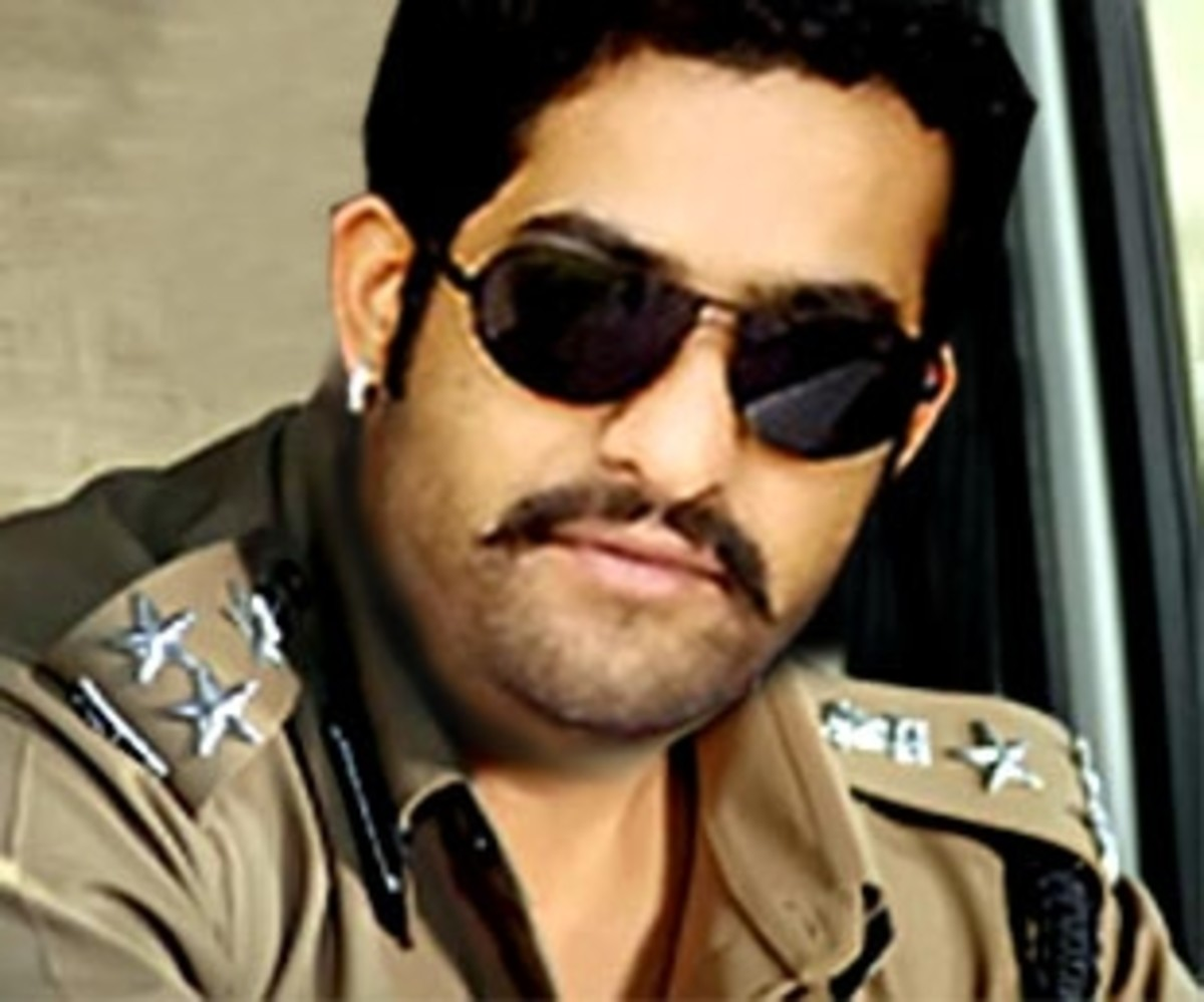 First look of Jr.NTR's Dammu Movie