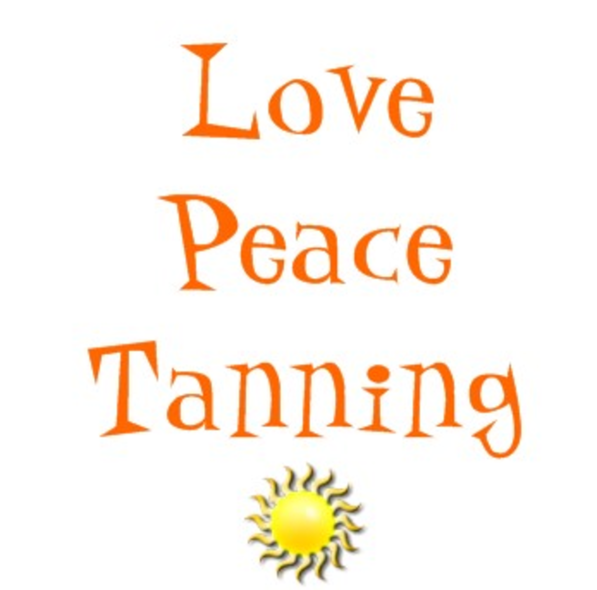 Love Peace Tanning