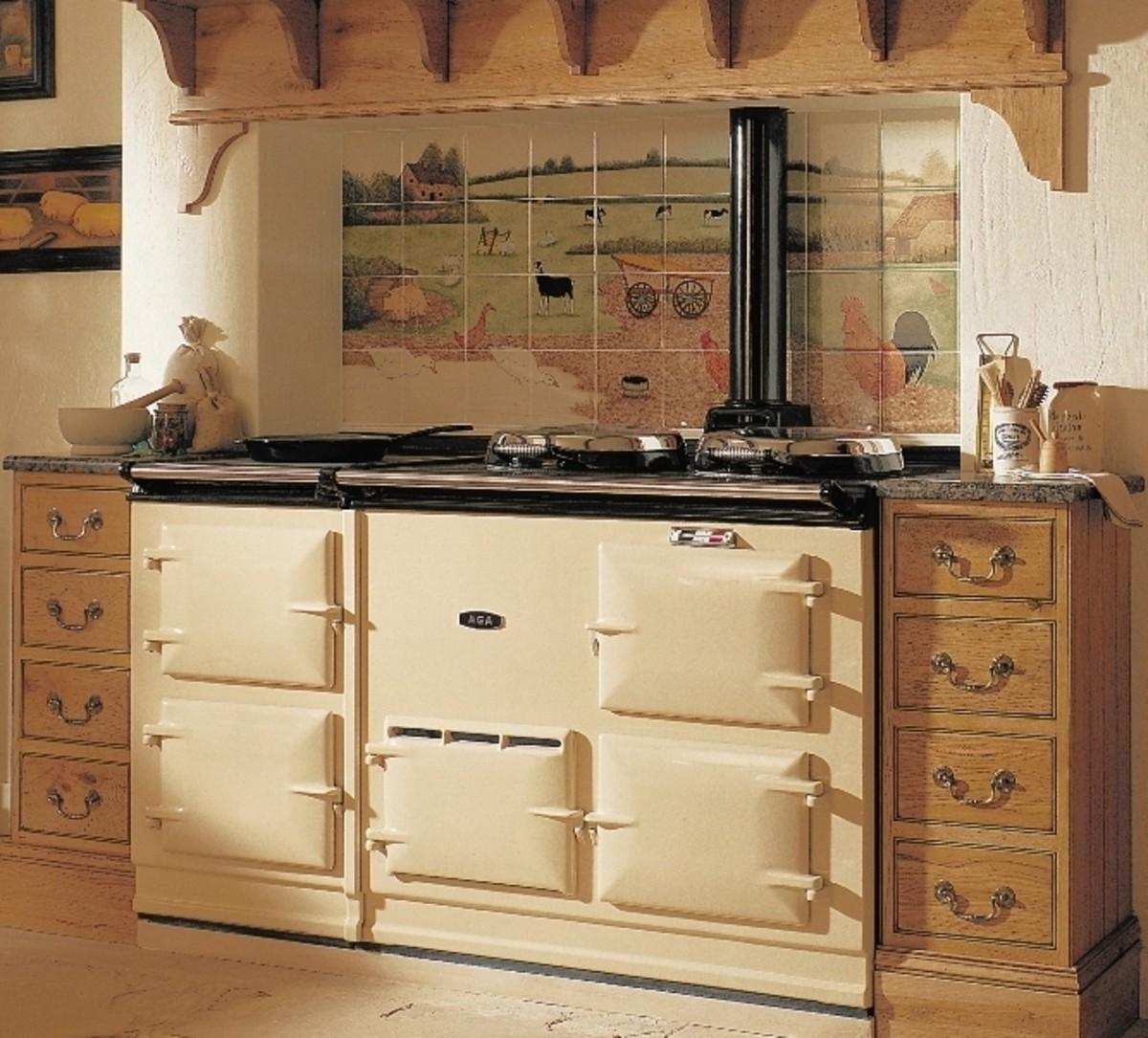 Aga 4 Oven Cooker