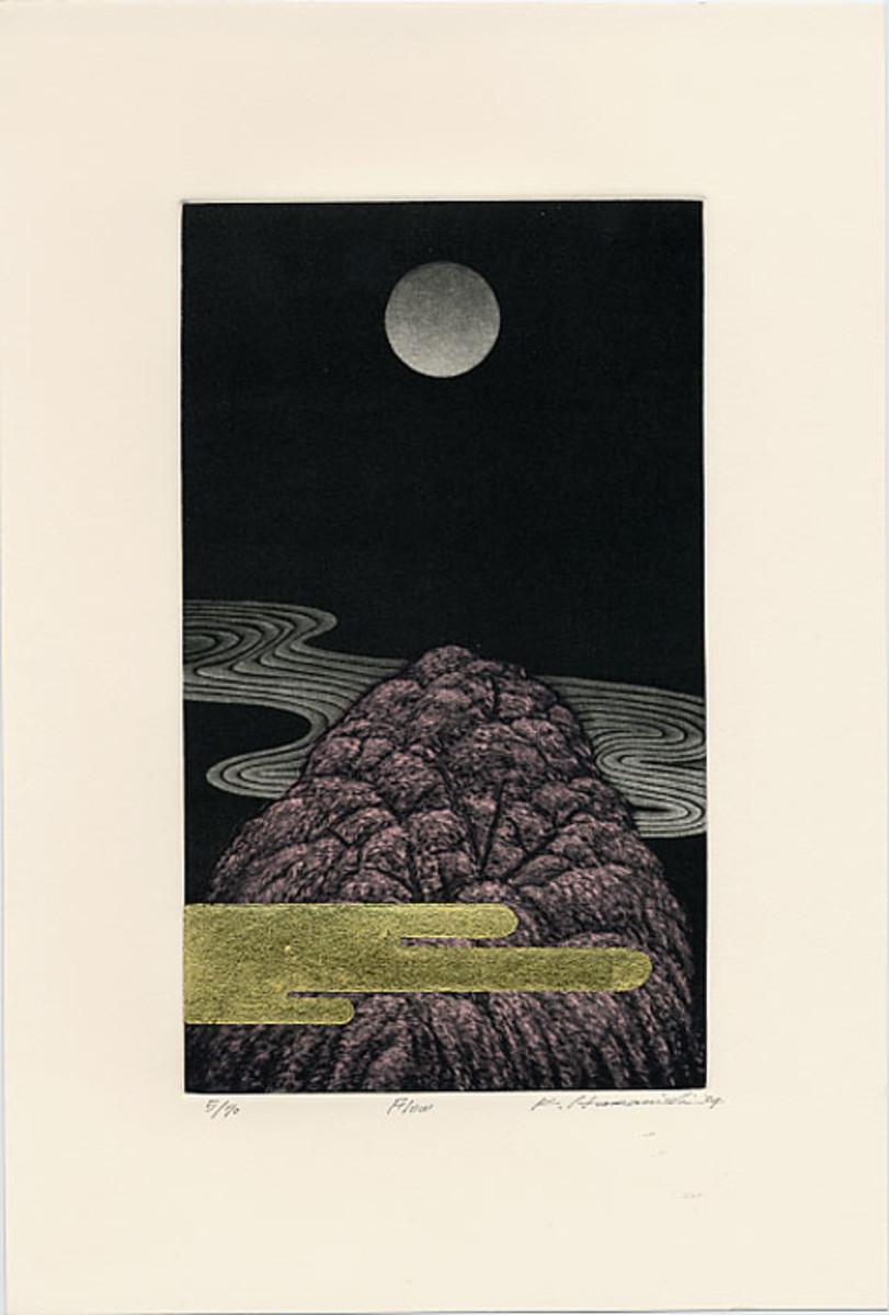 Flow - by Katsunori Hamanishi