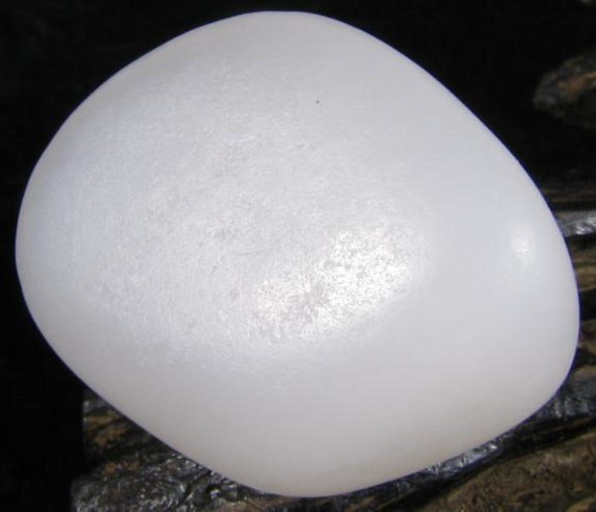 Hetian White Jade, raw material