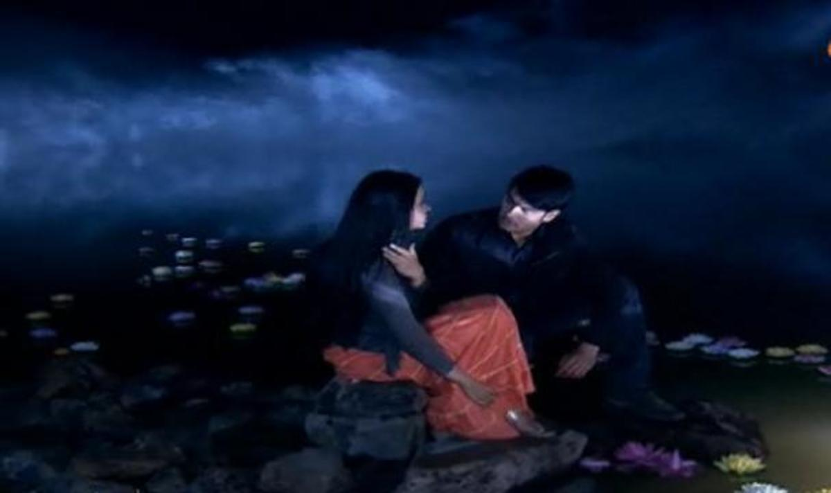 Abhiya Romantic moments