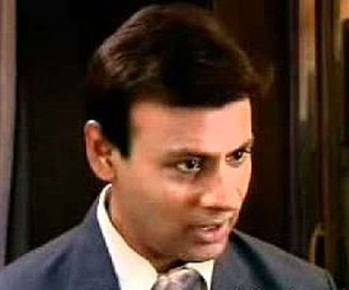 Anupam Bhattacharya as Arnab Dobriyal