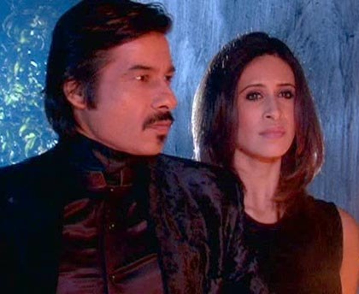 Chand and Haseena Raichand