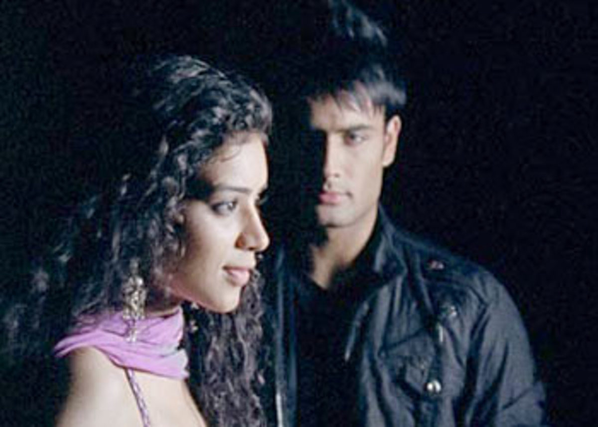 Abhay Raichand and Piyali Jaiswal
