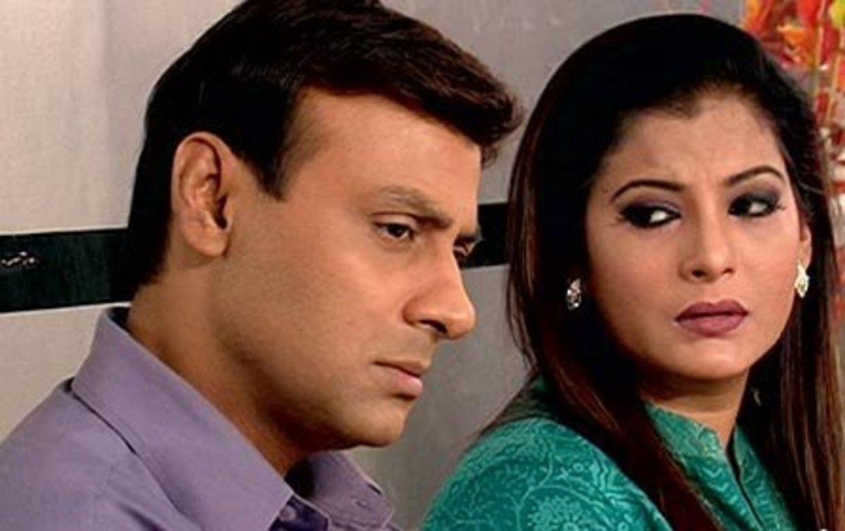 Arnab Dobriyal and Madhu
