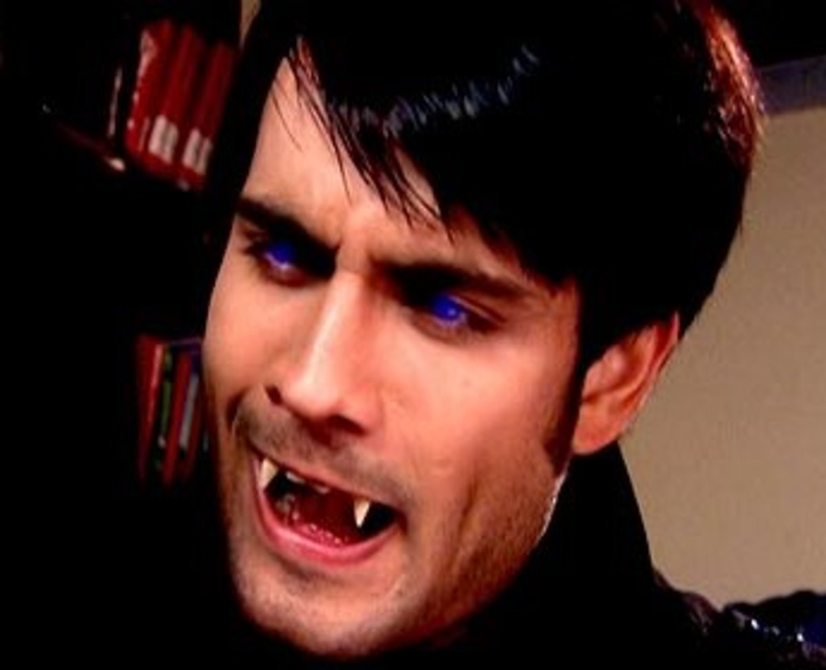 Abhay Raichand - The Vampire