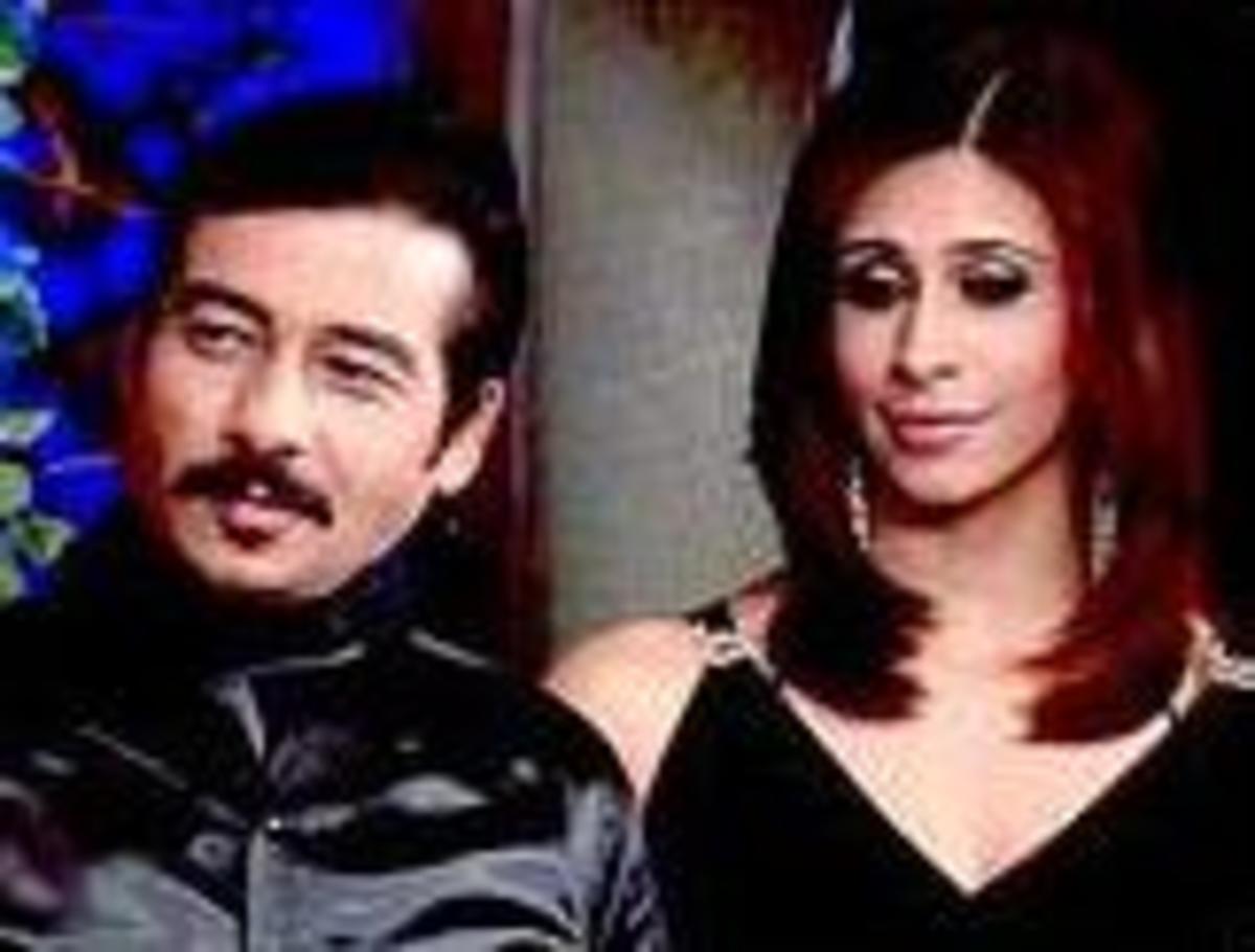 Abhay's Parents Chand and Hasina Raichand (Kishwar Merchant)