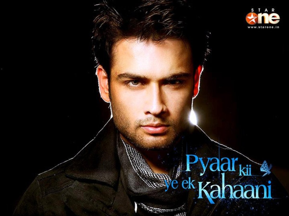 Abhay Raichand - The Desi Edward Cullan or should I say Stefan Salvatore?