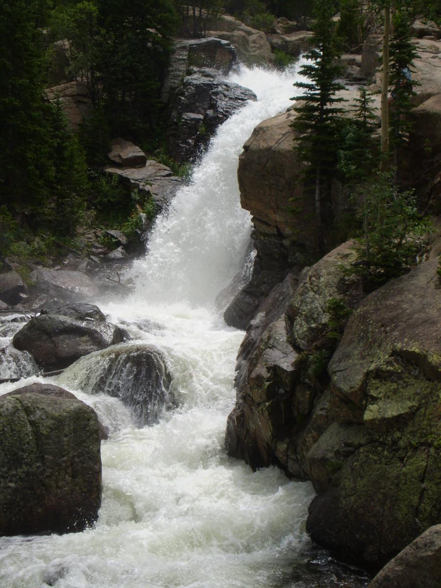 Alberta Falls.