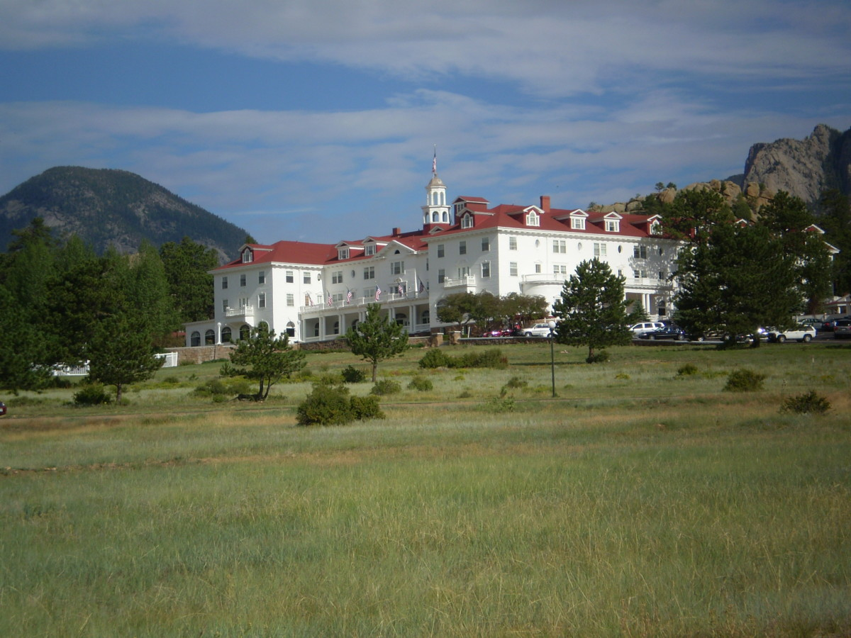 The Stanley Hotel.