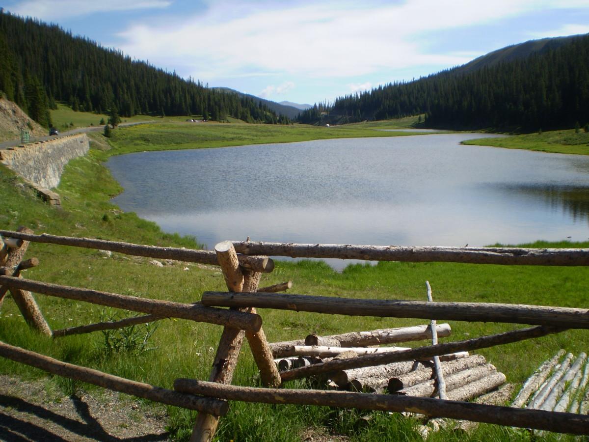 Poudre Lakes,