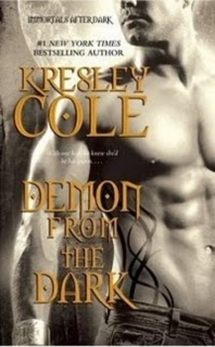 Demon from the Dark by Krestly Cole