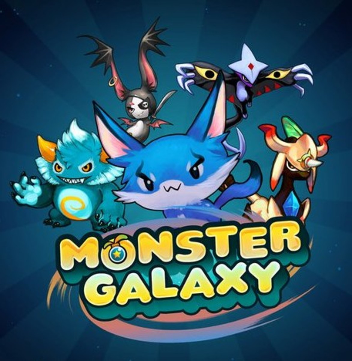 Monster Galaxy is a fun new facebook game that is similar to Pokemon.