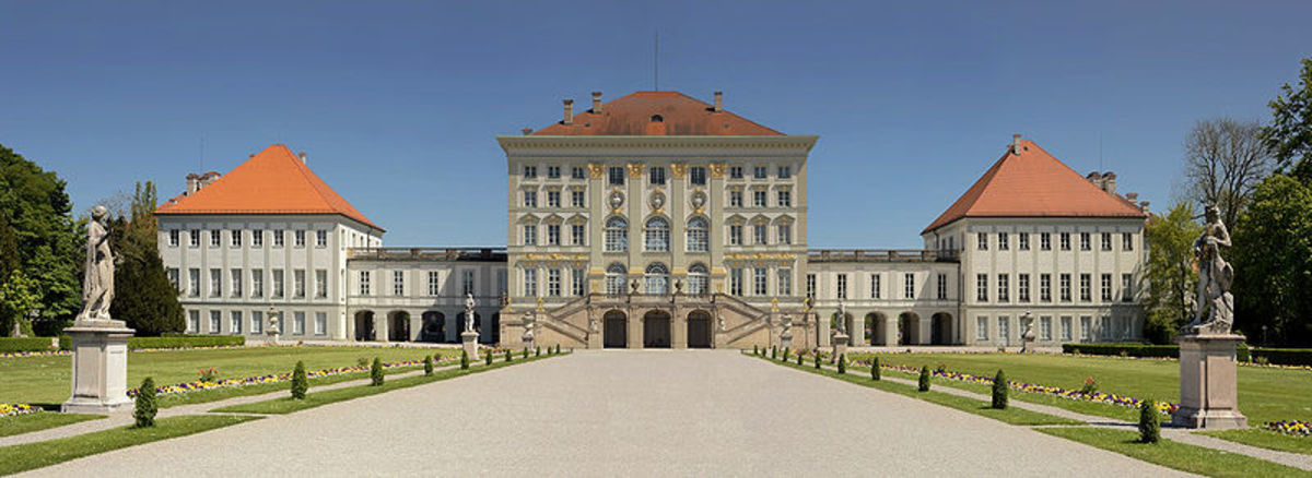 Munich Nymphenburg Palace
