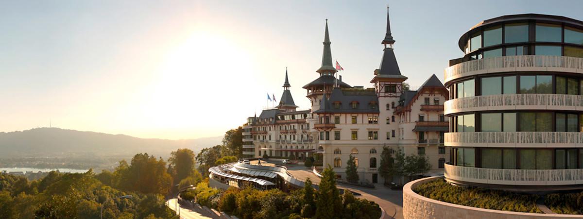 Main hotel in Zurich