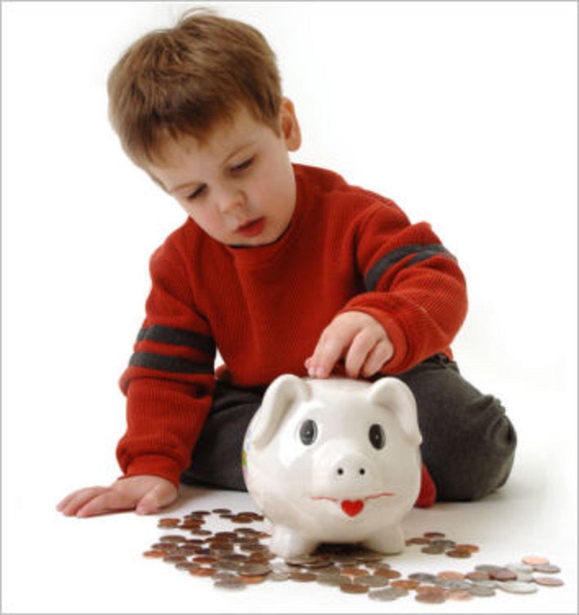 Teaching Kids to Manage Money