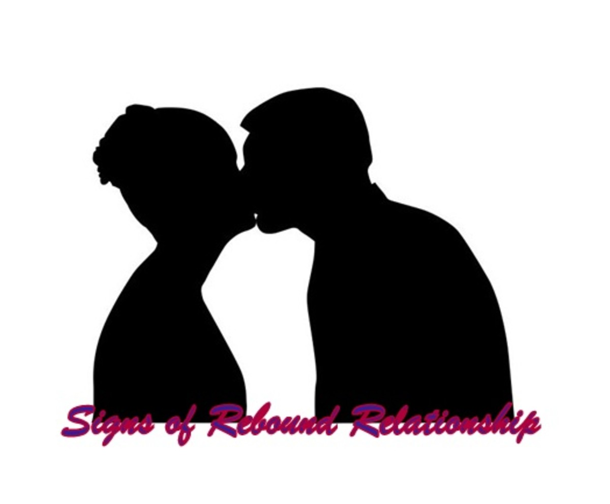 Signs of Rebound Relationship