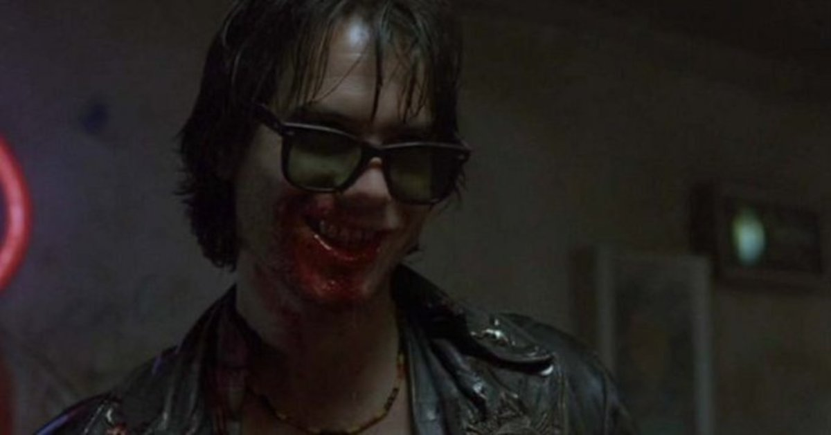 Bill Paxton gets a taste of life on the wild side as Severen.