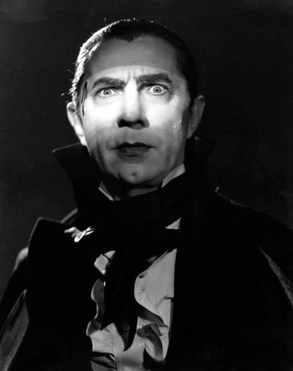 Bela Lugosi as Count Dracula. Need I say more?