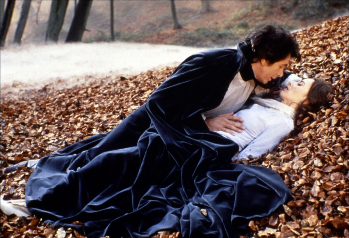 Frank Langella's Dracula was always my sister's favorite and for good reason.