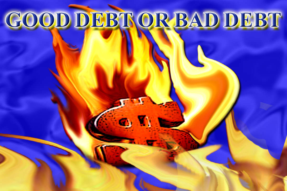 Do You Have Good Debt Or Bad Debt