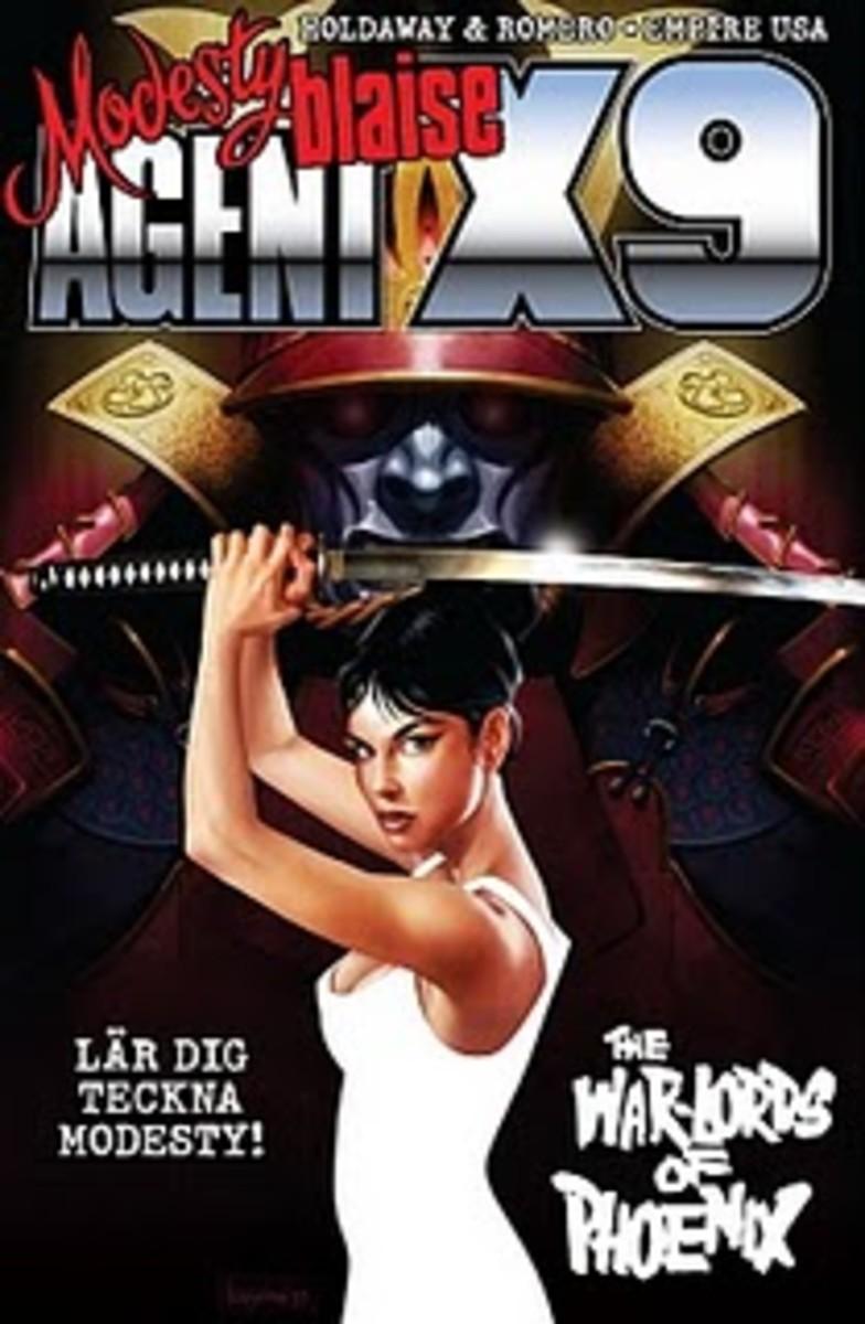 Agent X-9